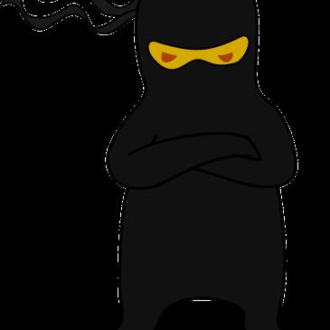stern ninja cartoon